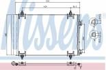 Chłodnica klimatyzacji - skraplacz NISSENS (94826)