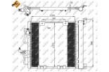 Chłodnica klimatyzacji - skraplacz NRF (35598)