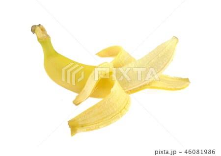 Peeled bananaの寫真素材 [46081986] - PIXTA