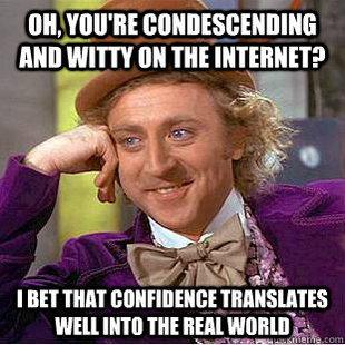 condescending wonka