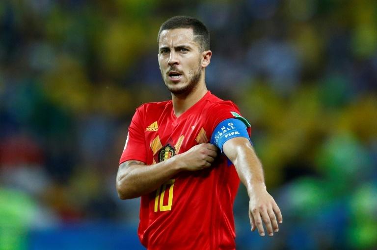 Bélgica llama a Hazard y Courtois; De Bruyne, baja - BeSoccer