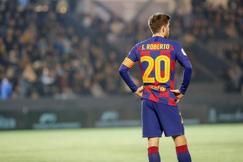 Sergi Roberto also out for two months - BeSoccer