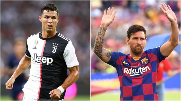 Van Basten on Ronaldo & Messi