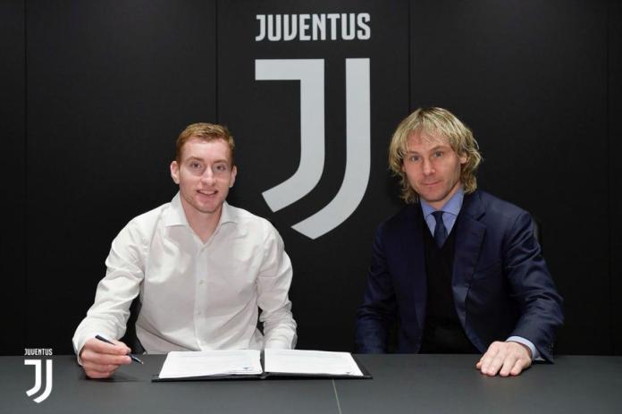 Kulusevski Juventus 2020