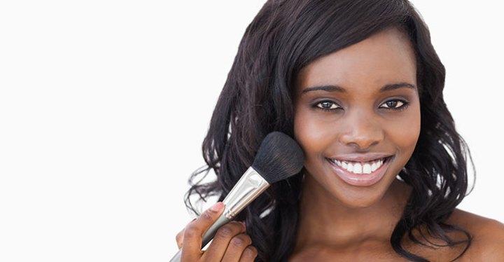 How To Apply Makeup On Black Skin You Mugeek Vidalondon. how to apply makeup black women   The World Of Make Up