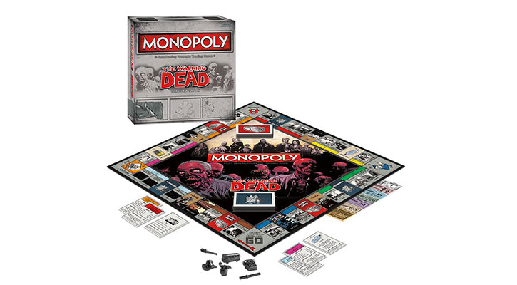 Monopoly: The Walking Dead Survival Edition