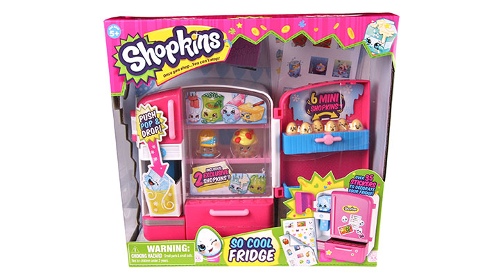 Shopkins So Cool Fridge at Toys R Us
