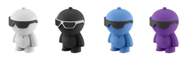iHip Little Dude Bluetooth Speaker
