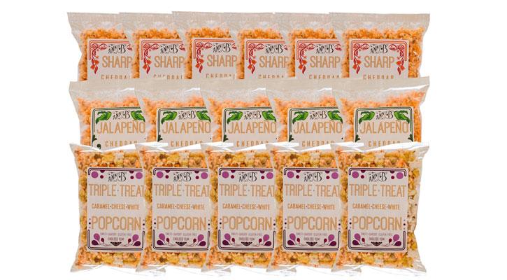 Annie B's Popcorn Bags