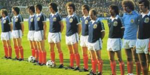 Scotland, football, 1978