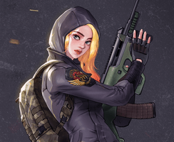 Fortnite ZOEY And TEKNIQUE By Hey SUISUI On DeviantArt