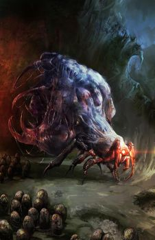 Broodmother Explore Broodmother On DeviantArt