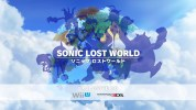 おや?Wii U/3DS『ソニック ロストワールド』公式サイトに謎のシルエット
