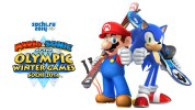 Wii U『マリオ&ソニック AT ソチオリンピック』、マリオとソニックを大きくフィーチャーするボックスアート