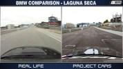 現実VSゲーム。比較対象が実写な『Project Cars』のゲームシーンとの比較映像