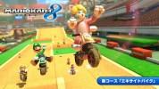任天堂、国内でもWiiU『マリオカート8』DLC収録の追加コース「エキサイトバイク」を発表。レースのたびにオブジェクト配置が変化