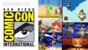 任天堂、サンディエゴ・コミコンで『スーパーマリオメーカー』や『ゼルダの伝説 トライフォース3銃士』、『スプラトゥーン』等を出展。マリオ声優も来場