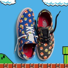 VANS×NINTENDO COLLECTION - CHIMA FERGUSON PRO