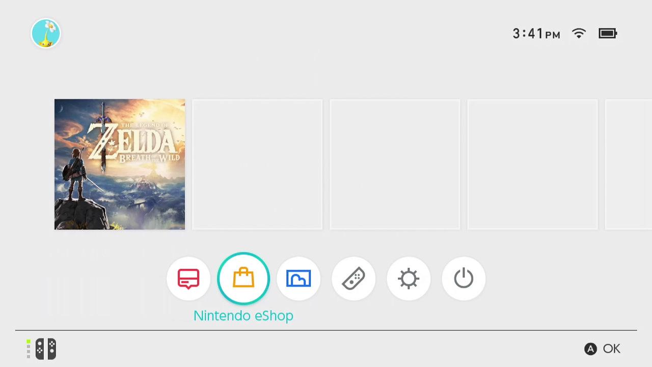 Nintendo Switch - ニンテンドーeショップ