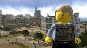 Wii U『LEGO City: Undercover』、GTA with LEGOなゲームディティール