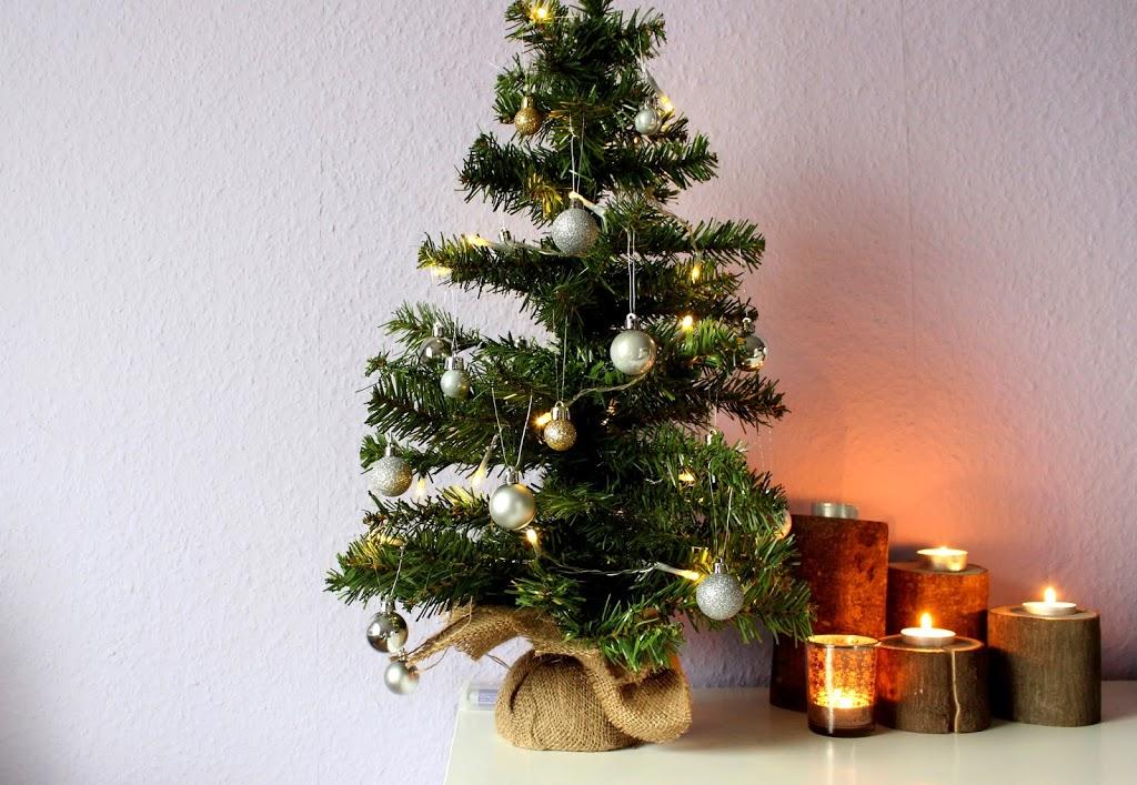 bezaubernde nana, germany, interior, deko, christmas, weihnachten, tannenbaum, christbaum, kerzen, weihnachtsdeko