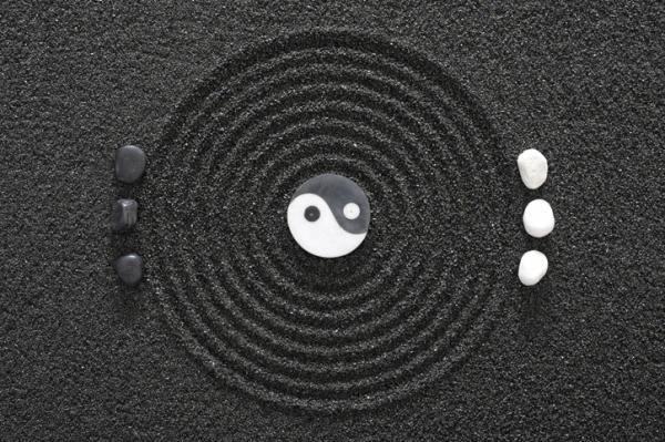 Zen garden: what it is and how to do it - What is a zen garden