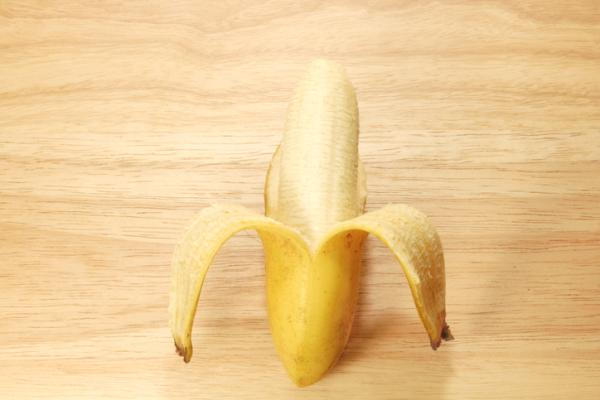 Types of bananas - Dominican or dwarf banana
