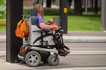 Mobilität bei Behinderung