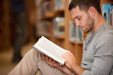 lecture_2_608436582 دراسة: قراءة الكتب تطيل العمر وتقاوم الإجهاد أدب و فنون