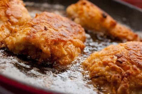 poulet_food_409866079 الأطعمة المقلية تزيد خطر الموت بأمراض القلب منتدى أنوال