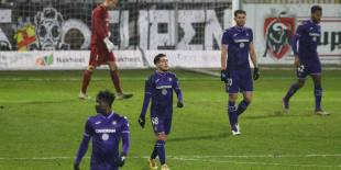 After Anderlecht's defeat in the Eupen, no goal, no meaning but great anger