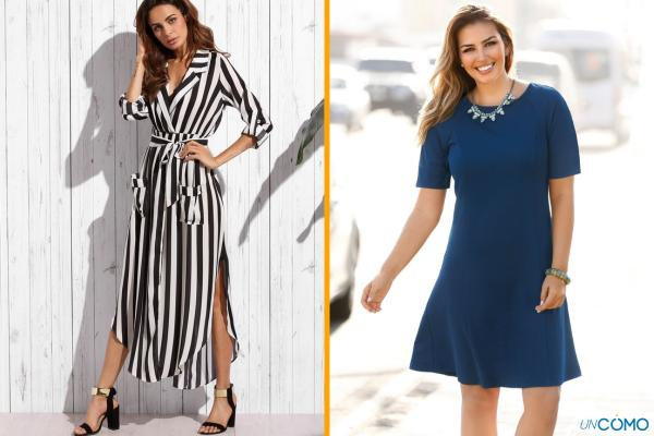 How to look slimmer - Dresses that make you slimmer
