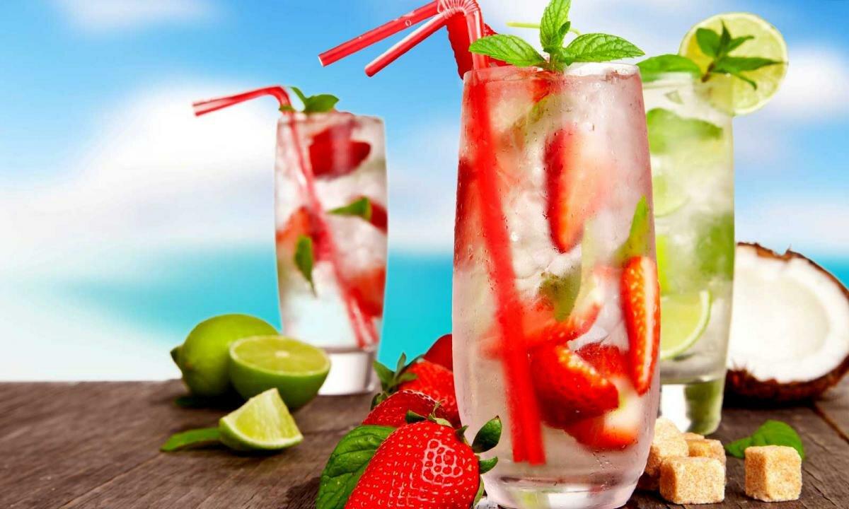 Самые знаменитые алкогольные коктейли