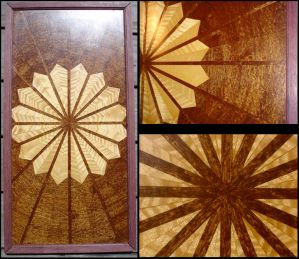 Marquetry And Intarsia By Myana On DeviantArt