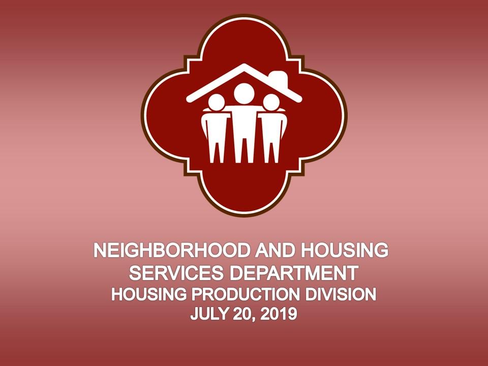 07-20-2019 #1 Take Advantage of City Rehab Programs