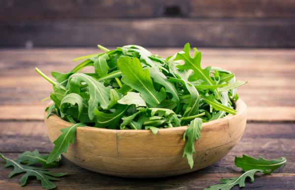 14 types of lettuce - Arugula