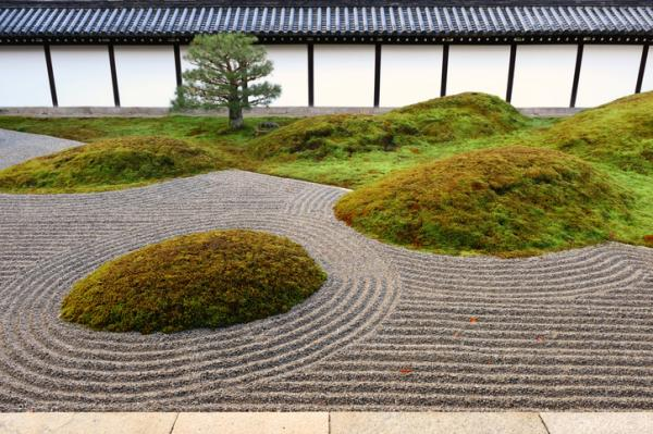 Zen garden: what it is and how to do it - How to make a zen garden