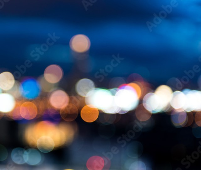Abstract Blurred Of Colorful Lights Backgroundblur Of Christmas Wallpaper Decorations Concept Backdrop
