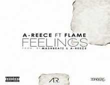 A-Reece – Feelings Lyrics ft. Flame