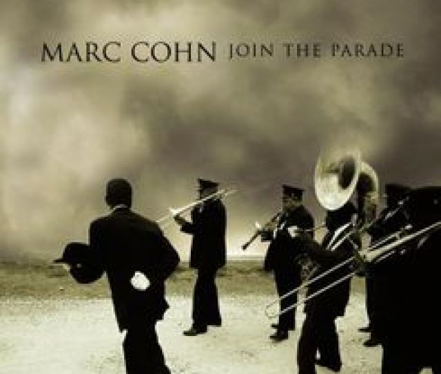 Live Out The String Marc Cohn