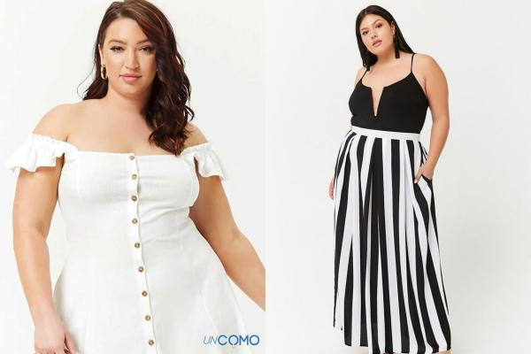 How to look slimmer - How to dress to look slimmer