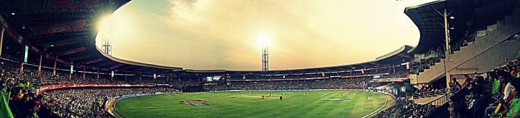 IPL Venue stats Bangalore