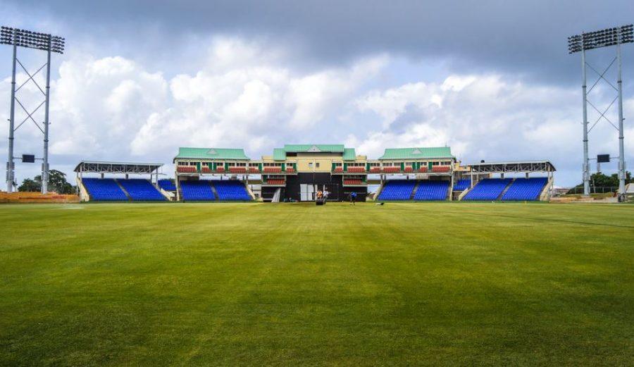 Warner Park Stadium Basseterre T20 records