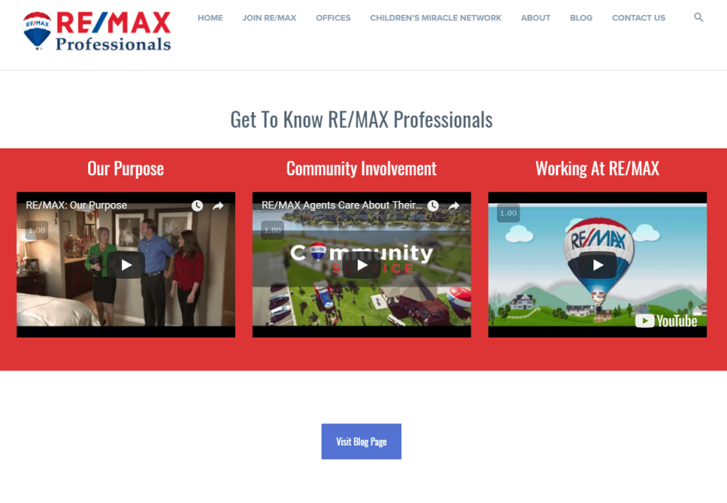 RE MAX Pros Blog 3