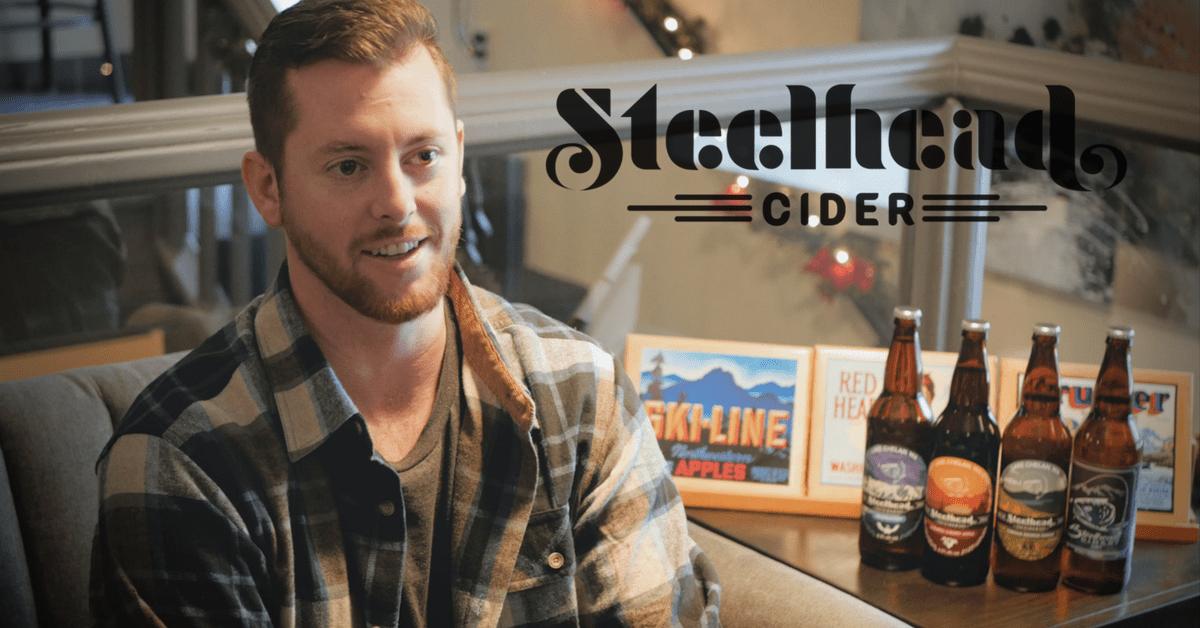 Steelhead Cider Chelan Washington