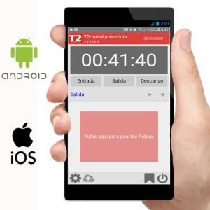 Aplicación móvil para control horario