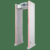 Arco seguridad control temperatura
