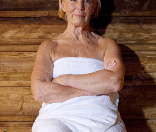 Mature Couple In Sauna Stock Photo And Royalty Free Images On Fotolia Com Pic 124692754