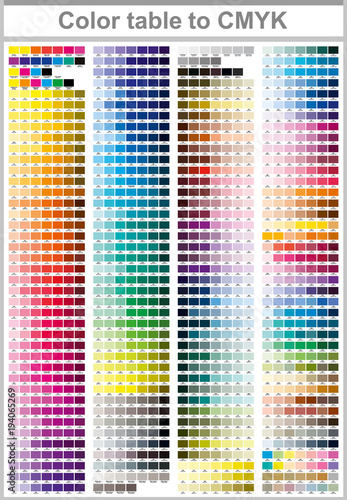 color print test page # 5