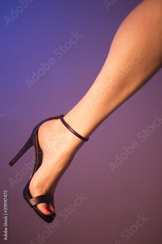 Sexy Legs Feet High Heels